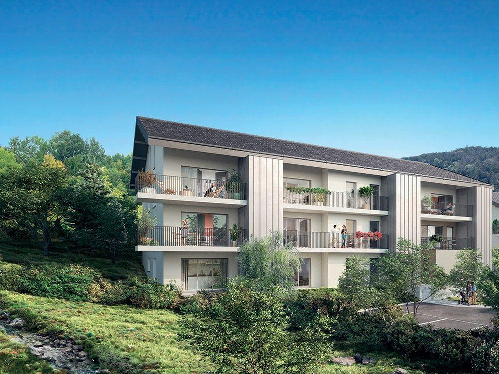 Appartements neufs   La Muraz (74560)