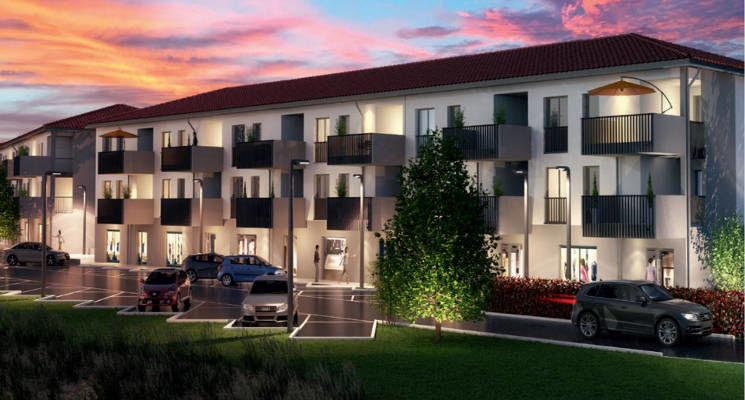 Appartements neufs  Loi  Charvieu-Chavagneux (38230)