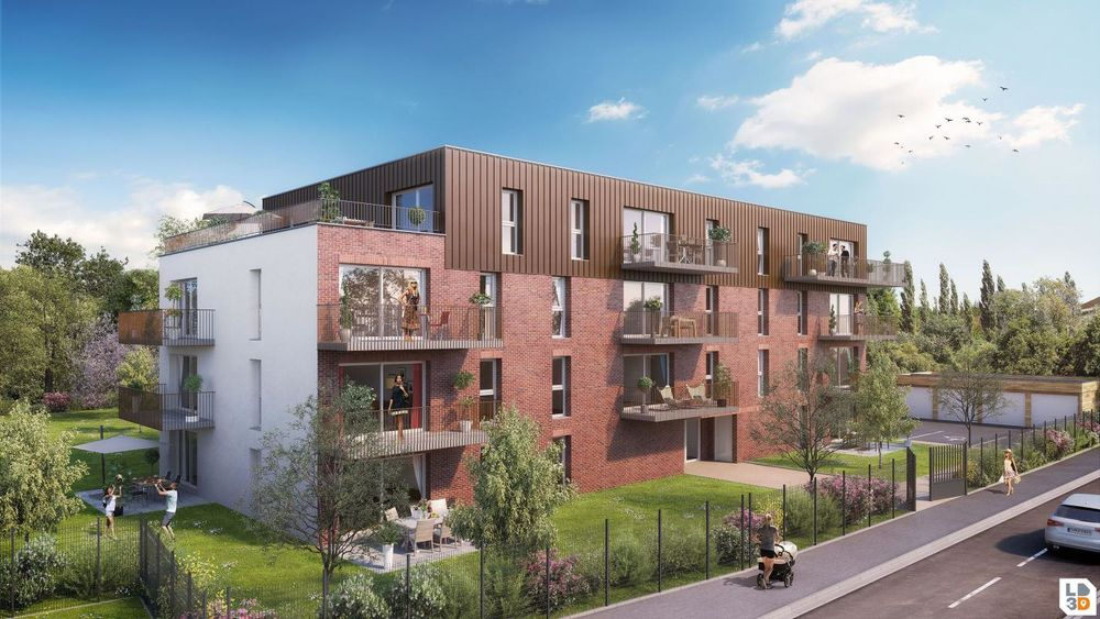 Appartements neufs  Loi  Valenciennes (59300)