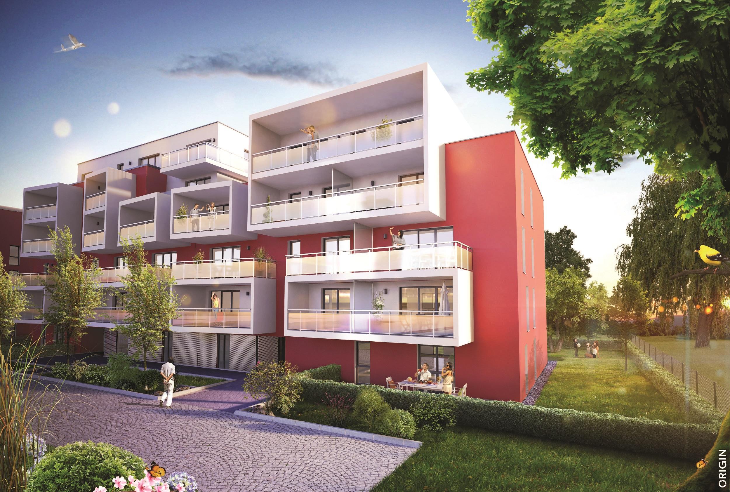 Habitat de l 39 ill constructeur maison individuelle for Promoteur maison individuelle