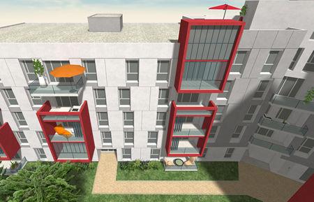 Appartements neufs  Loi Pinel
