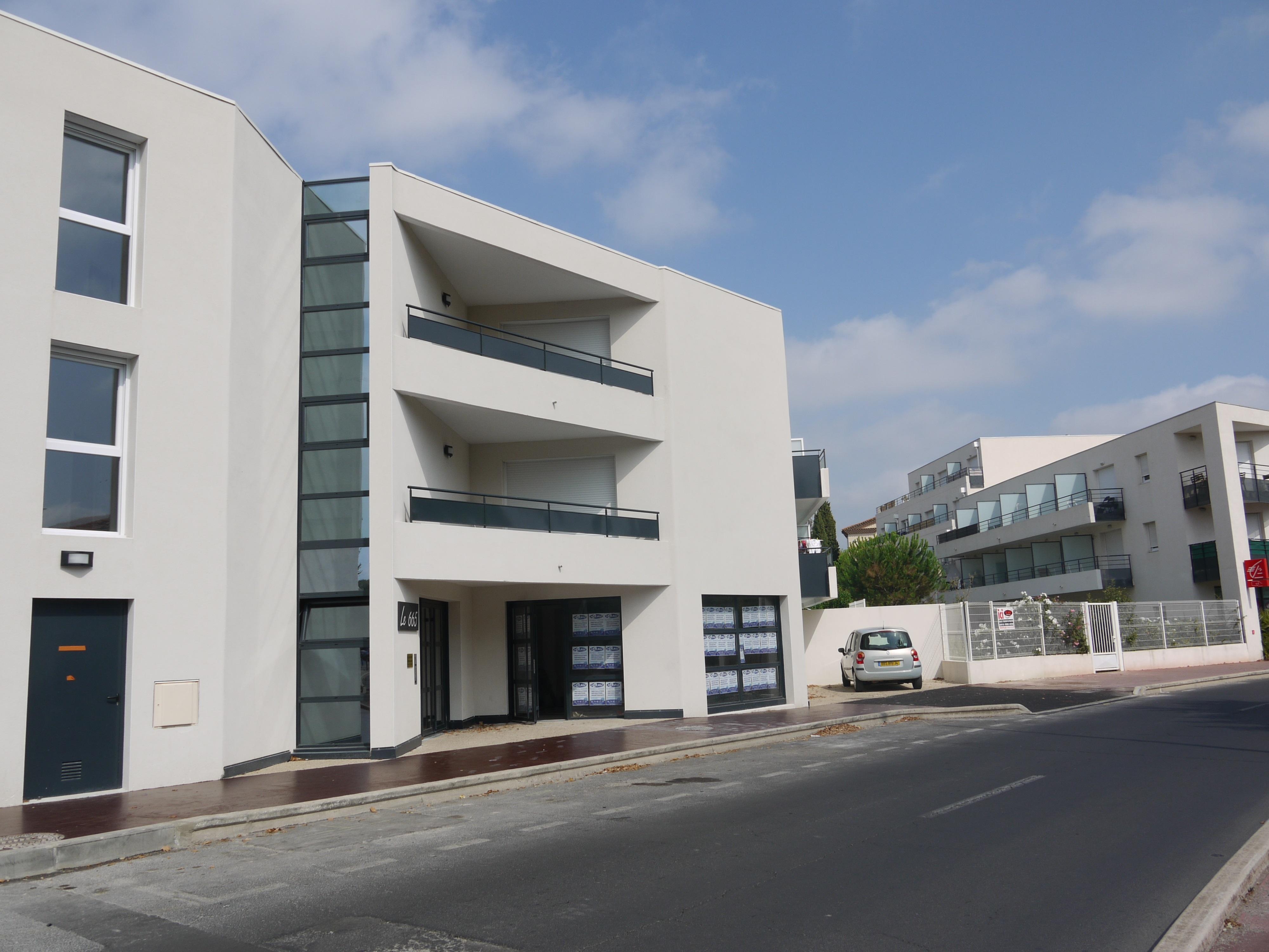 Appartement neuf montpellier programme appartement neuf - Carrefour market port marianne montpellier ...