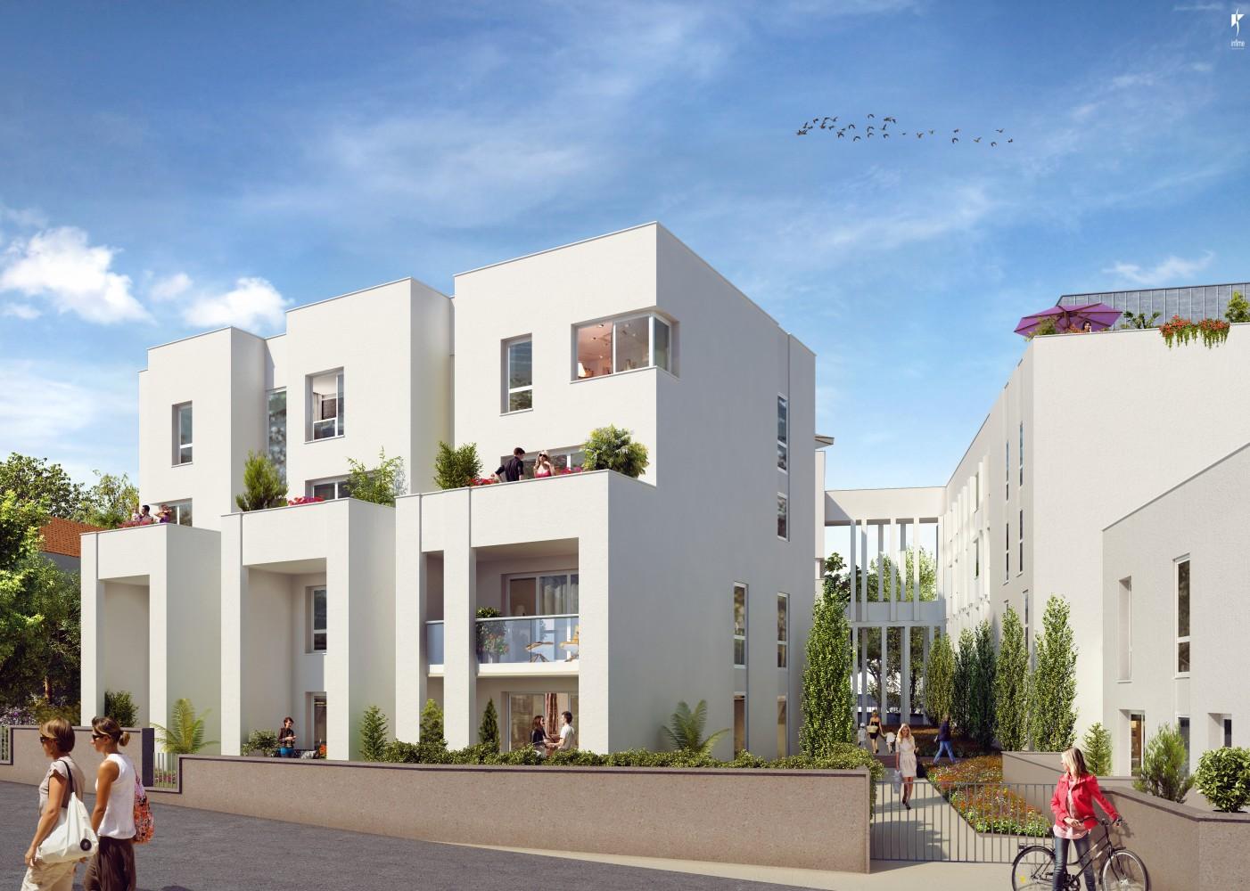 Programme neuf appartements neufs loi pinel lyon 69009 for Appartement neuf bordeaux loi pinel