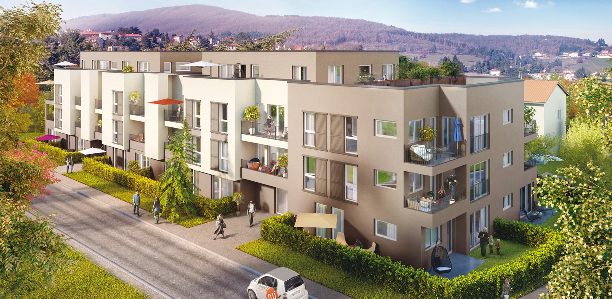 Programme neuf appartements neufs et maisons neuves loi for Appartement et maison meudon