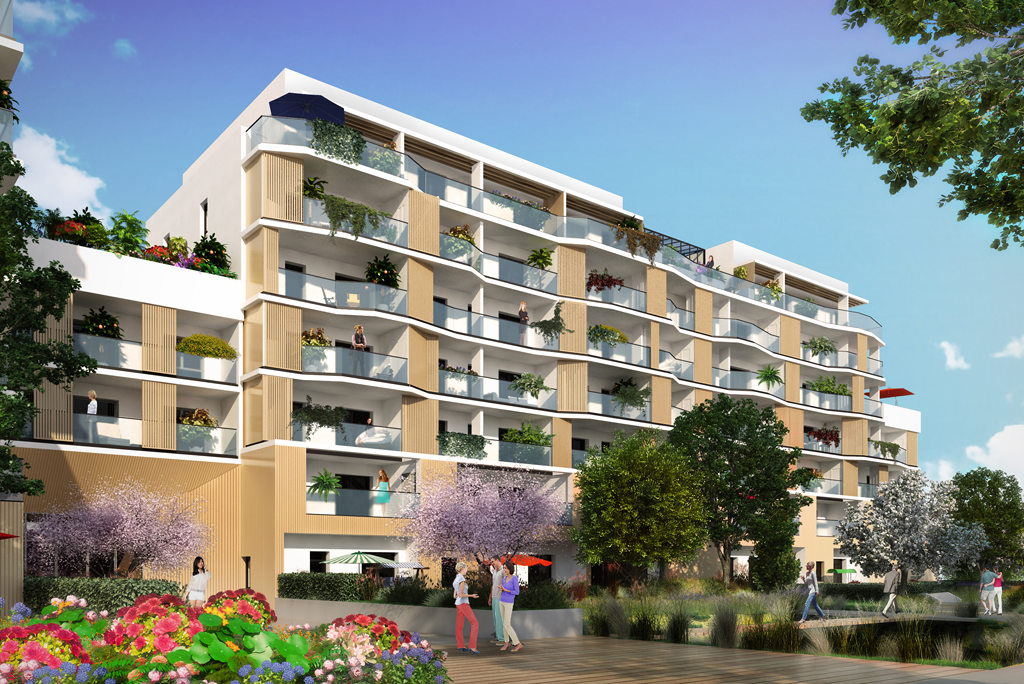 Programme neuf appartements neufs loi pinel thonon les for Appartement neuf bordeaux loi pinel