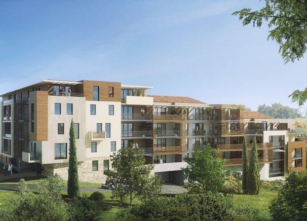 Programme neuf appartements neufs et maisons neuves loi for Achat maison neuve aix en provence