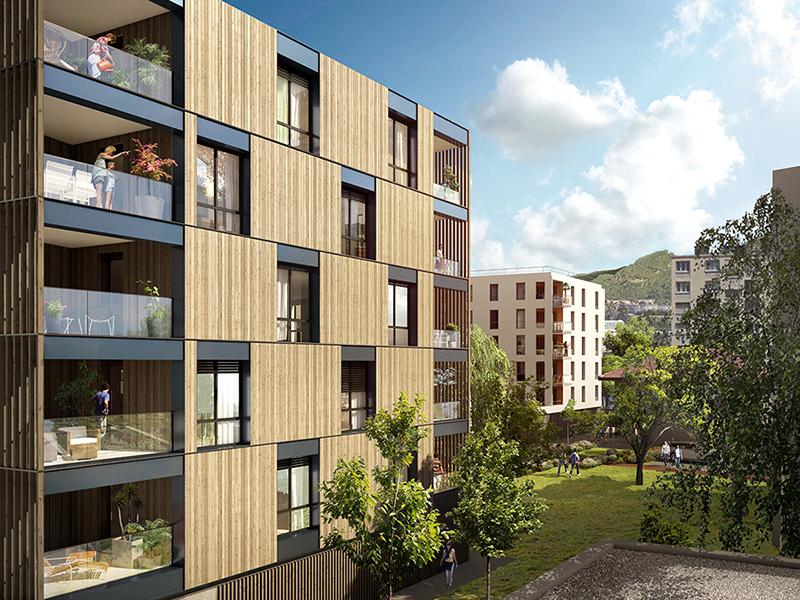 Programme neuf appartements neufs loi pinel eybens 38320 for Appartement neuf bordeaux loi pinel