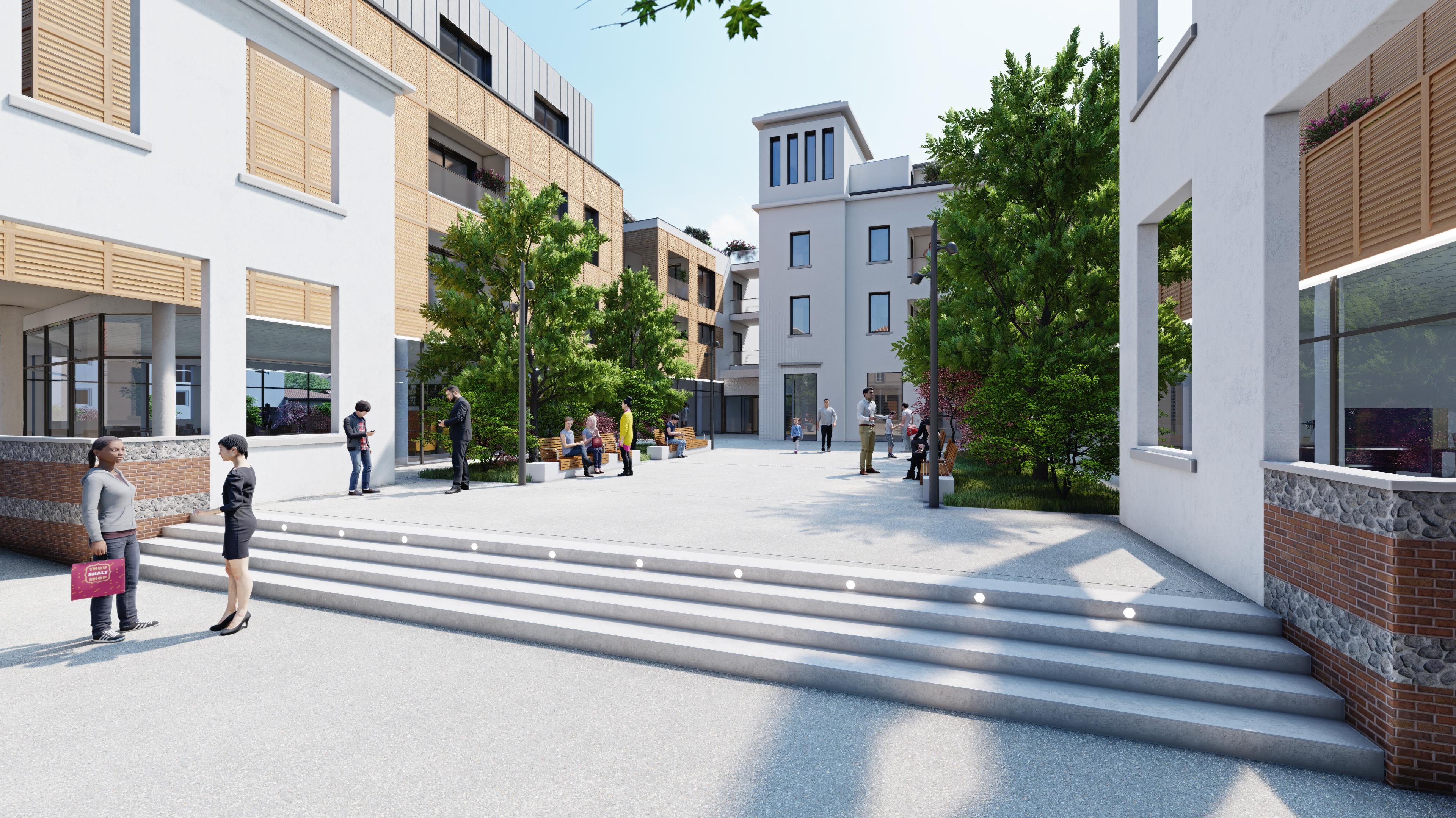 Appartements neufs  Loi Pinel Genas (69740)