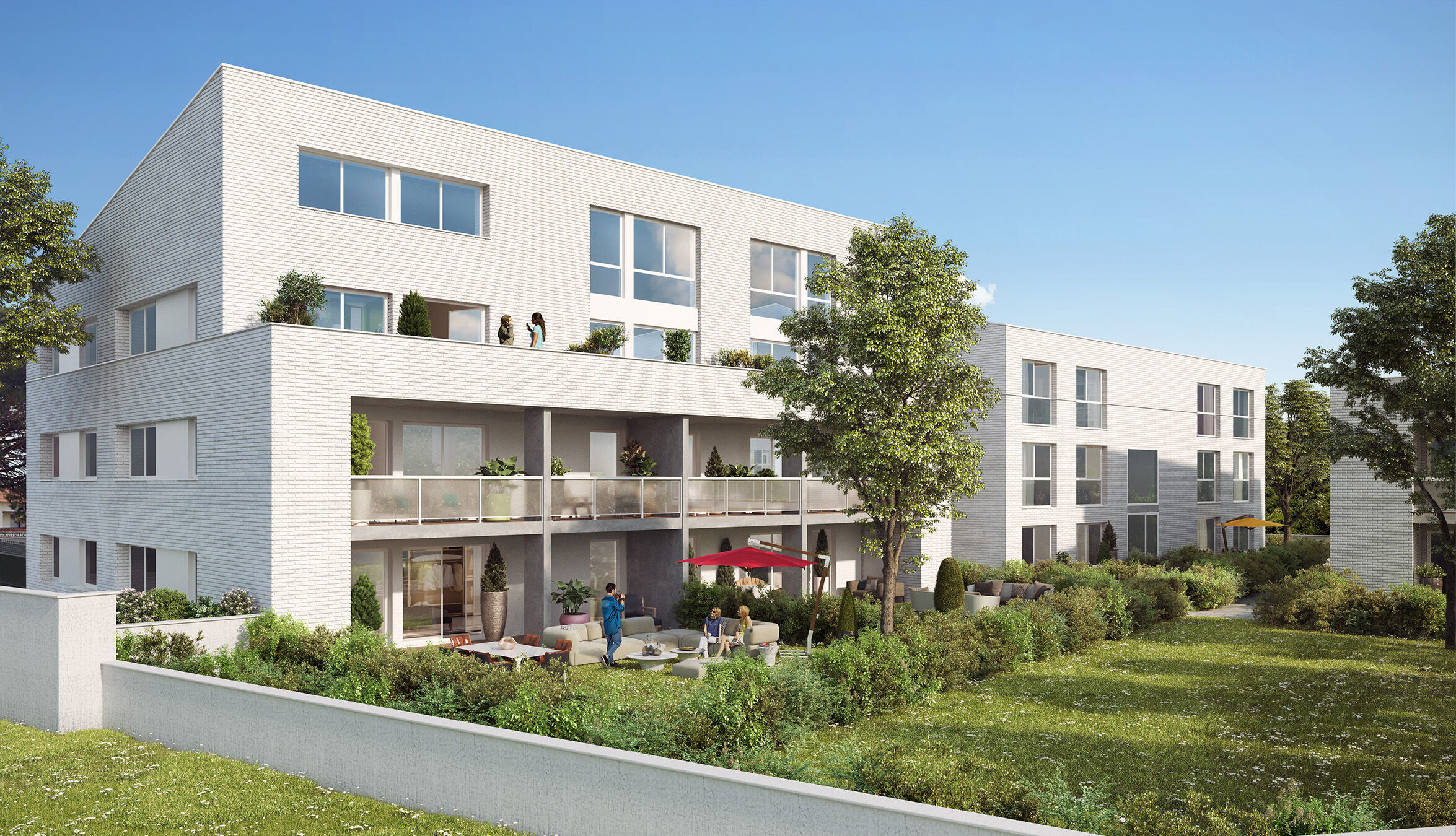 Appartements neufs  Loi Pinel Toulouse (31100)