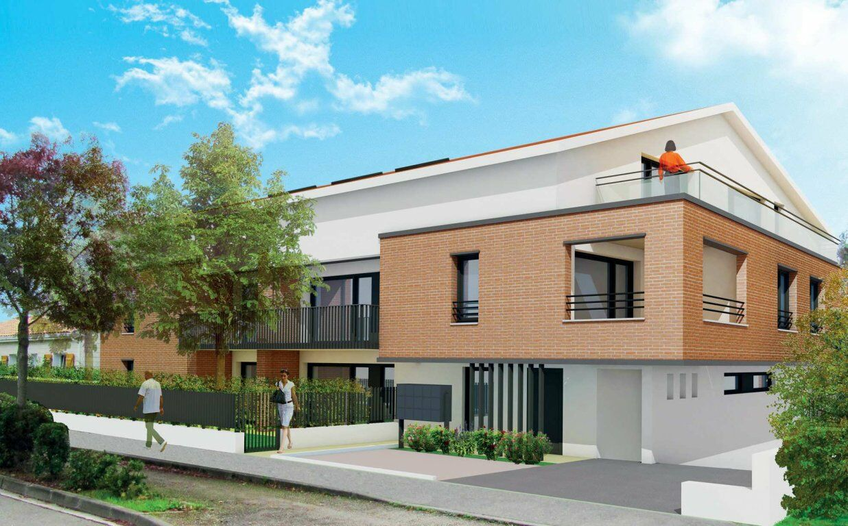 Appartements neufs  Loi Pinel Toulouse (31200)