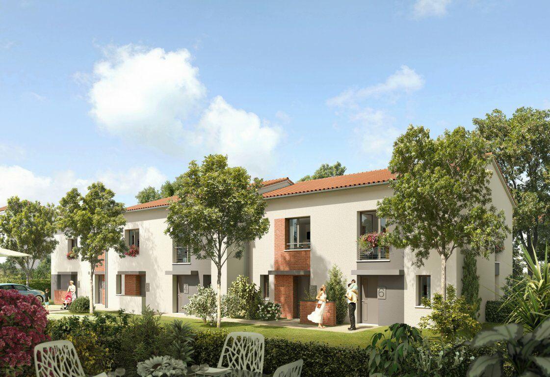 Vente -   Maison - 4 pièce(s) - 85 m²    Castanet-tolosan (31)