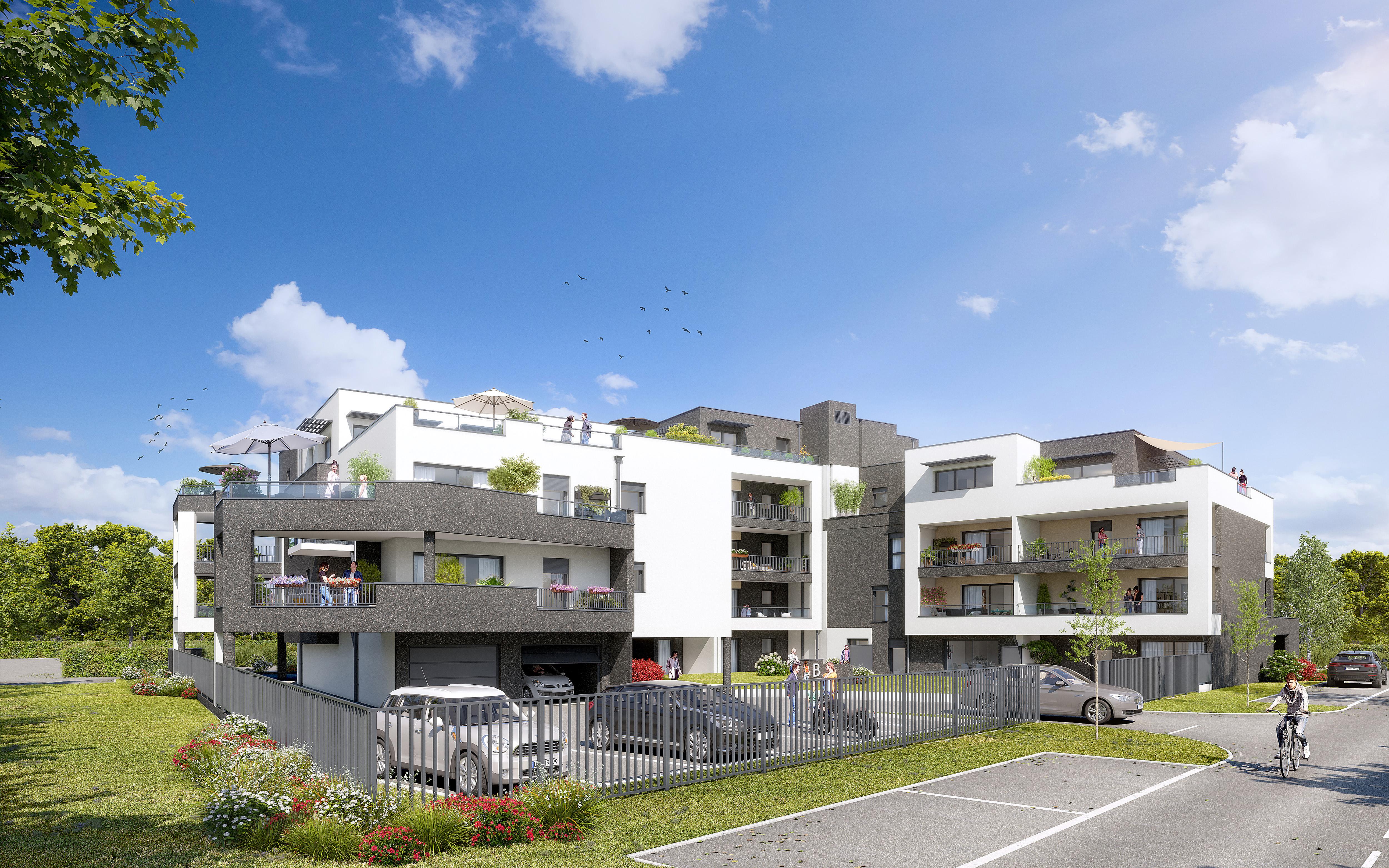 Appartements neufs   Bourg-de-Péage (26300)