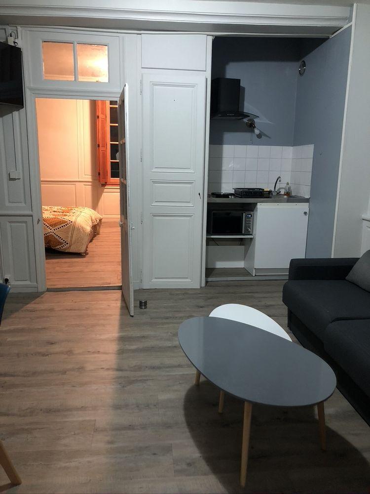 Location appartement deux pièces : vieille ville de LE MANS Pays de la Loire, Le Mans (72000)