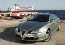 Alfa Romeo GT Coupé 2004