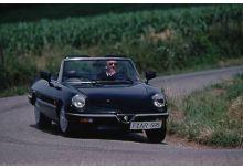 Alfa Romeo Spider Cabriolet 1986