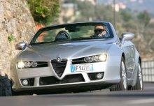 Alfa Romeo Spider Cabriolet 2008