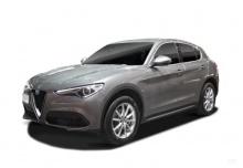 Alfa Romeo Stelvio 4x4 - SUV 2017