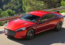 Aston Martin Rapide  2017