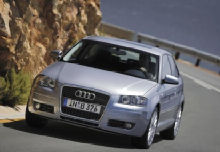 Audi A3 Berline 2005
