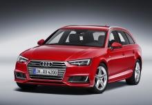 Audi A4 Break 2015
