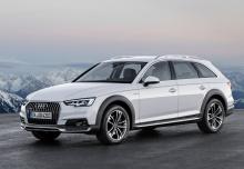 Audi A4 Break 2016