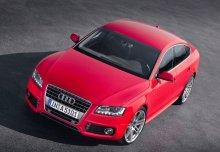 Audi A5 Berline 2009