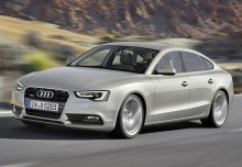 Audi A5 Berline 2011