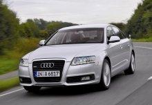 Audi A6 Berline 2008