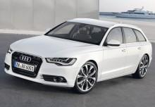Audi A6 Break 2011