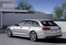 Audi A6 Break 2014