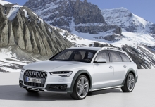 Audi A6 Break 2017