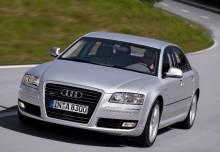 Audi A8 Berline 2007