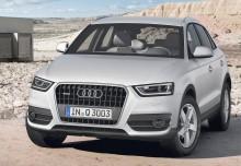 Audi Q3 4x4 - SUV 2011