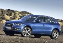 Audi Q5 4x4 - SUV 2012