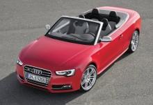 Audi RS5 Cabriolet 2013