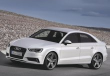 Audi S3 Berline 2013