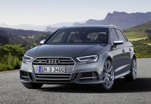 Audi S3 Berline 2016