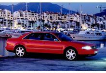 Audi S8 Berline 1999