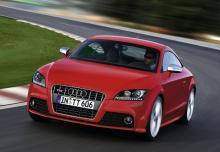 Audi TT S Coupé 2007