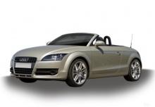 Audi TT S Cabriolet 2009