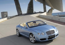 Bentley Continental Cabriolet 2006