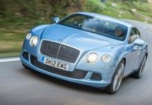 Bentley Continental Coupé 2013