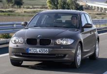 BMW Série 1 Berline 2010