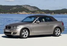 BMW Série 1 Cabriolet 2010