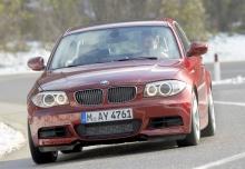 BMW Série 1 Coupé 2011