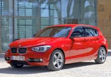 BMW Série 1 Berline 2012