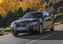 BMW Série 1 Berline 2015
