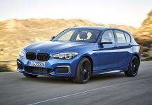 BMW Série 1 Berline 2017
