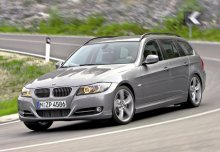 BMW Série 3 Break 2008