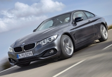 BMW Série 4 Coupé 2013